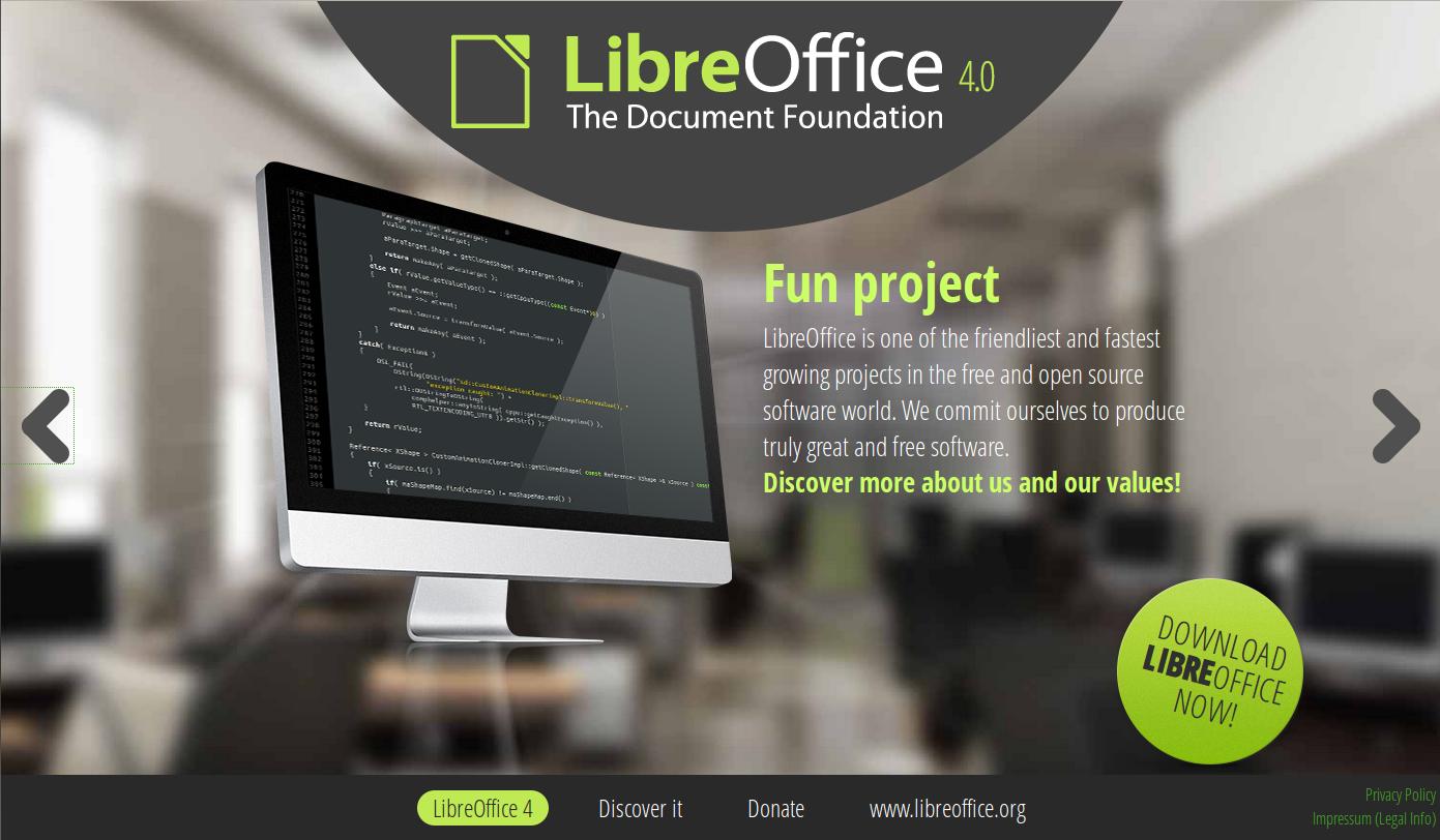 LibreOfficeSite